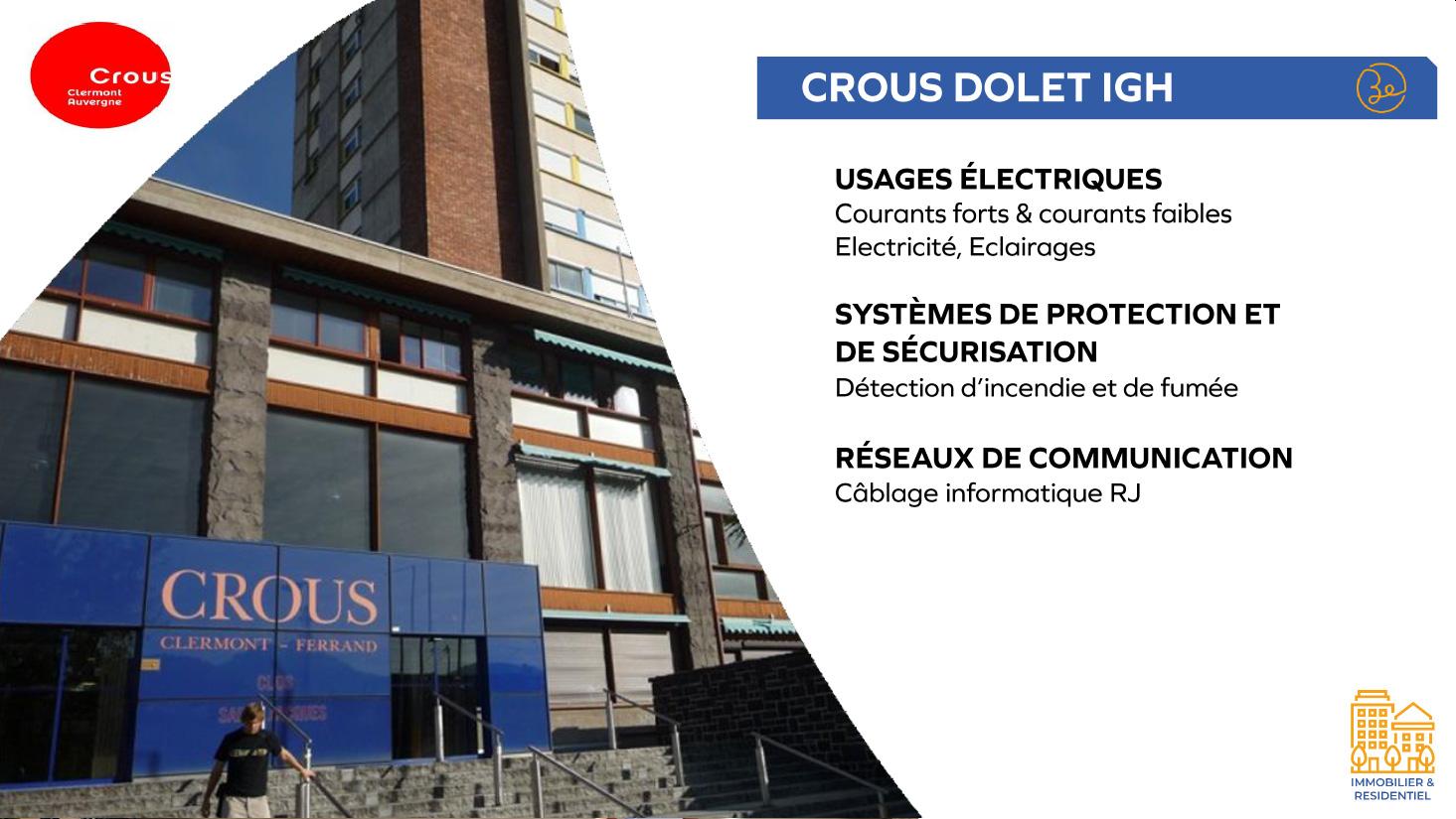 Crous- Immobilier & Résidentiel
