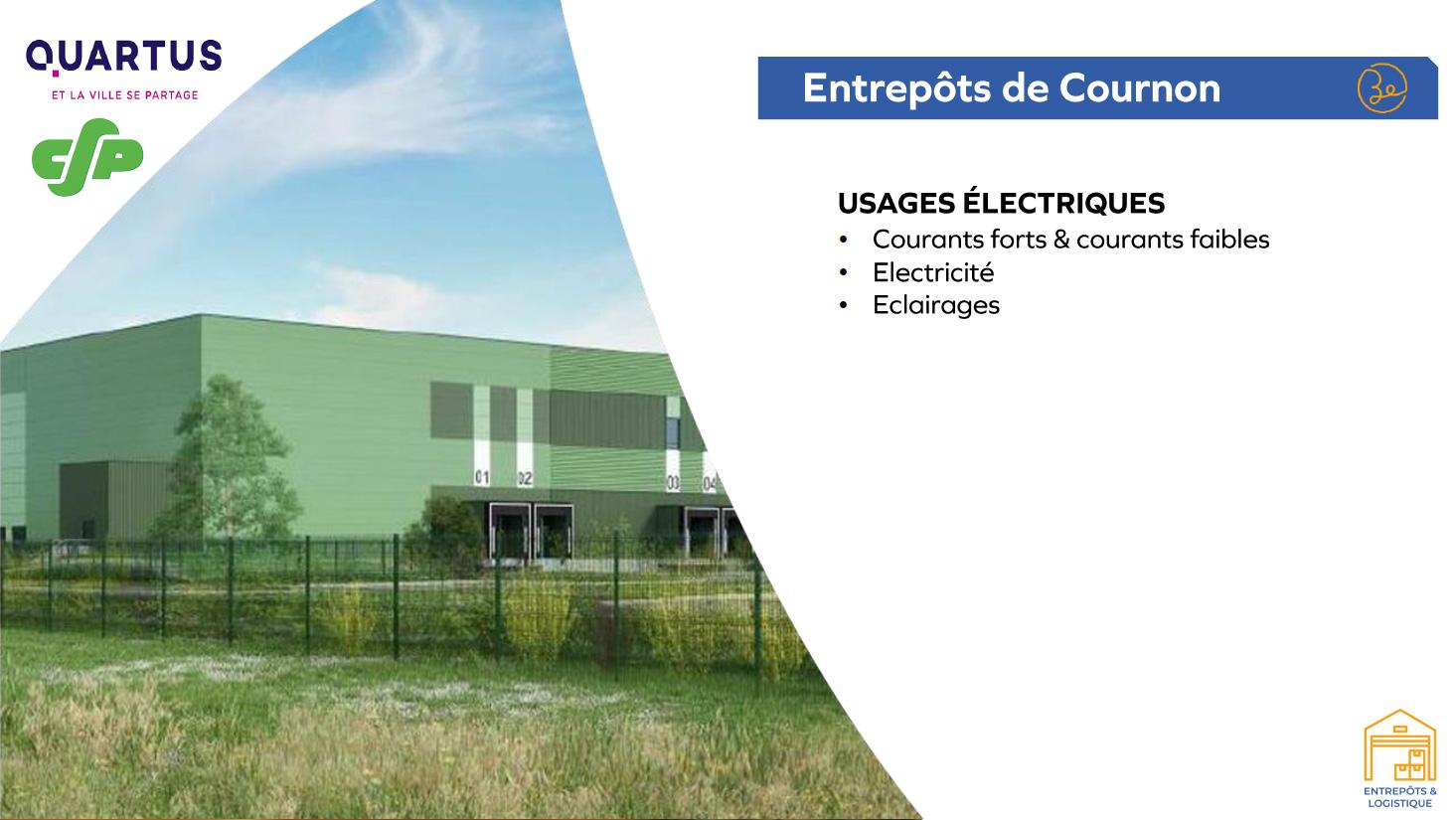 Quartus - Entrepôts et Logistique