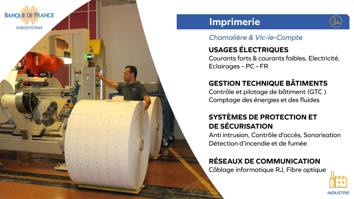 Banque de France - Industrie