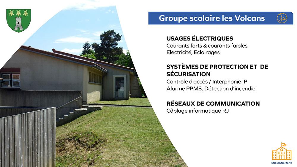 Groupe Scolaire Les Volcans