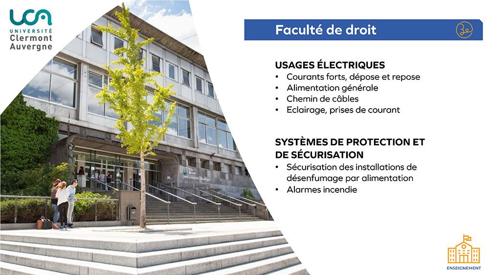 UCA - Faculté de droit