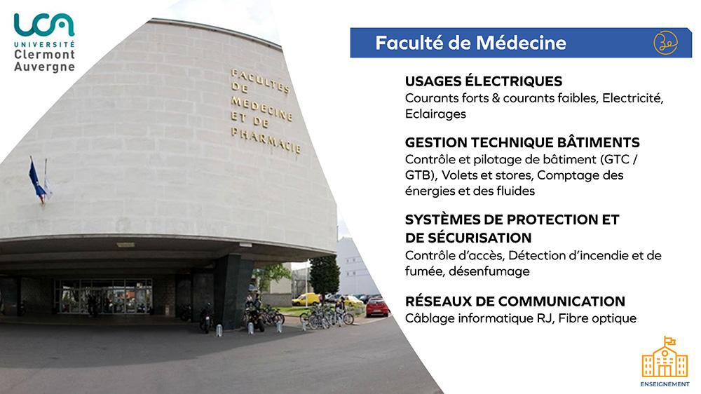 UCA - Faculté de Médecine
