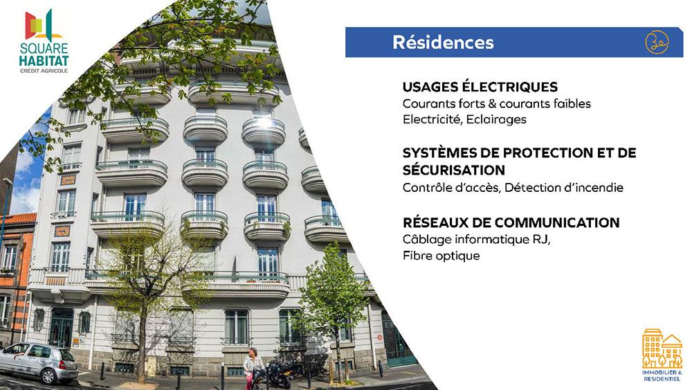 Square Habitat - Résidences