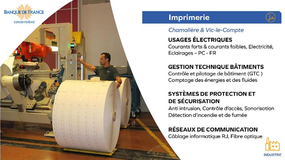 Banque de France - Imprimerie