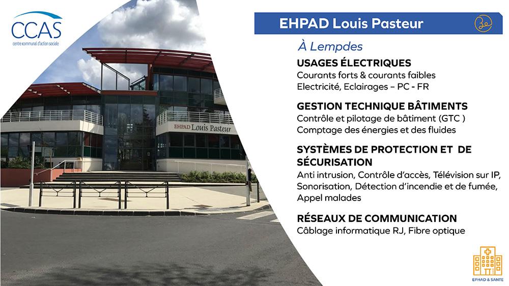 CCAS Lempdes - EHPAD Louis Pasteur