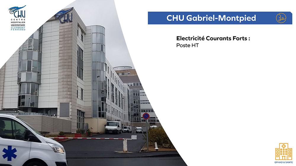 CHU Gabriel-Montpied