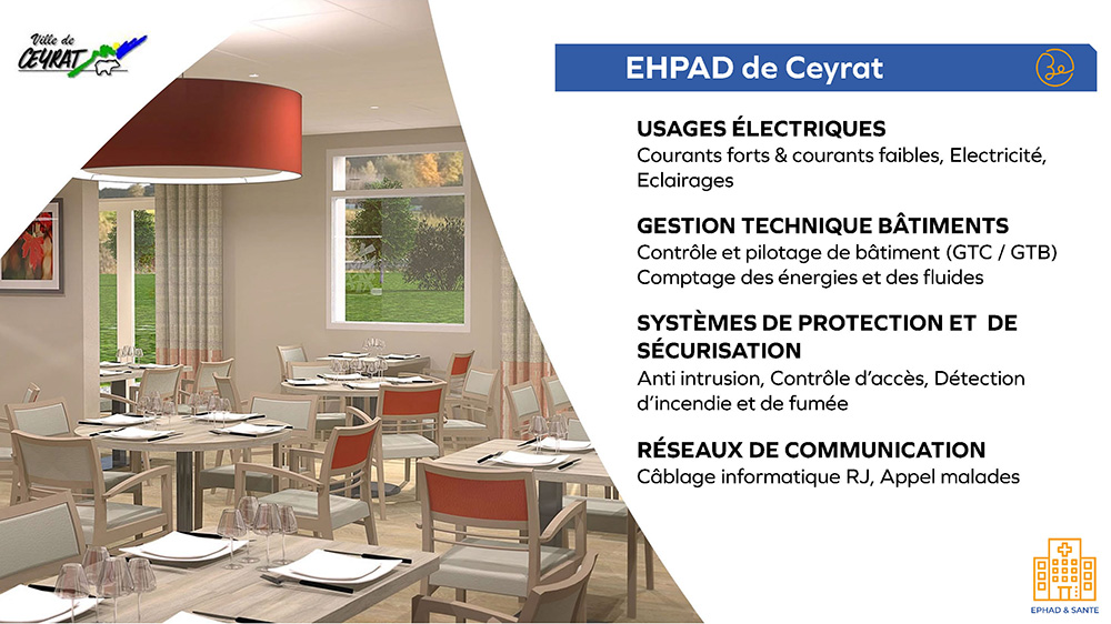 Ville de Ceyrat - EHPAD de Ceyrat