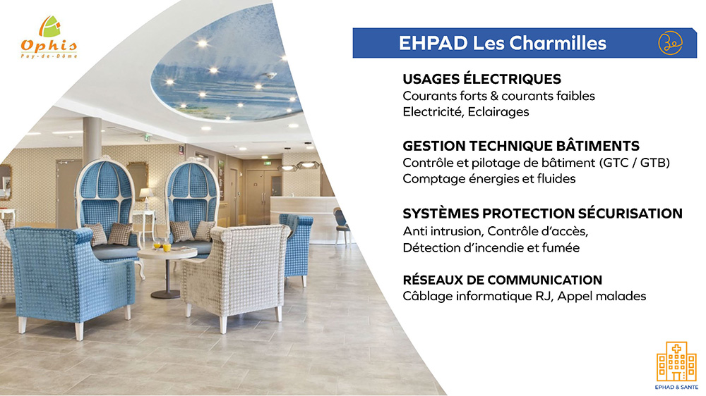 Ophis - EHPAD Les Charmilles