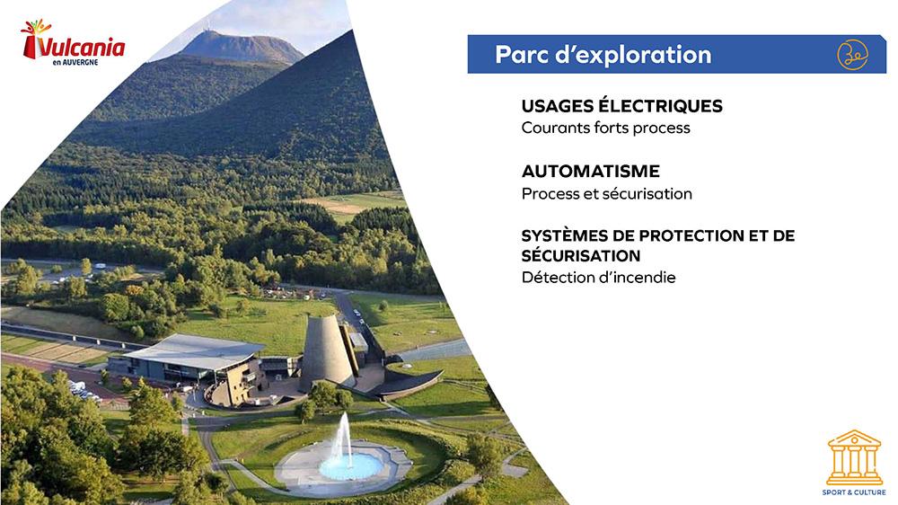 Vulcania - ParcExploration