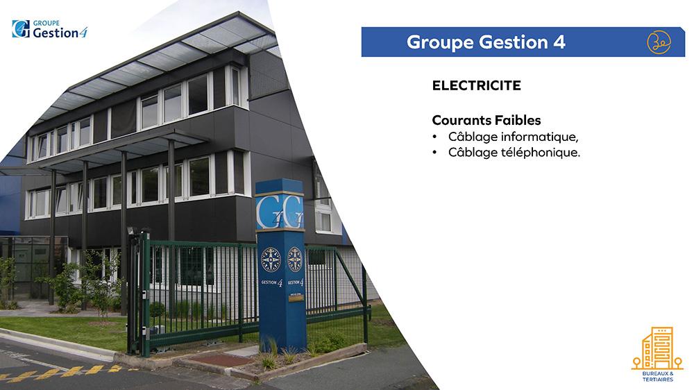 Groupe Gestion4 - Siège